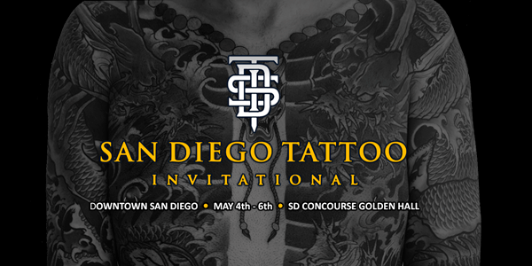 Special pricing available at the san diego tattoo invitational for Tattoo expo san diego